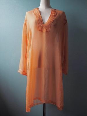 Indian tops orange 「パシフィックシーネットル」