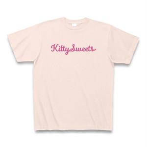 きゅん♡とするピンクTシャツ(Kitty Sweets original)