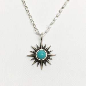 amp japan/SunnyTurquoise Necklace