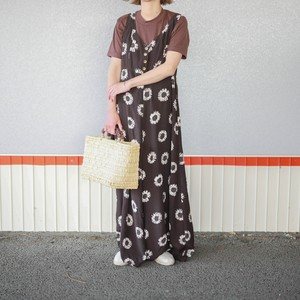 s/s rayon one piece