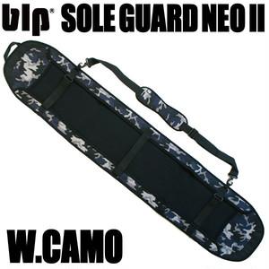 blp ソールガードNEO2 Wカモ スノーボードカバー 高品質ウェット素材