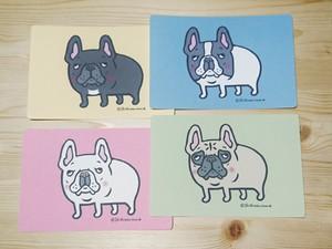 フレブルポストカード☆《4枚セット》