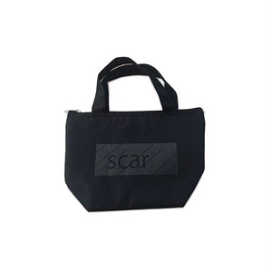 scar /////// BLACKBOX COOLER BAG (Small) (Black)