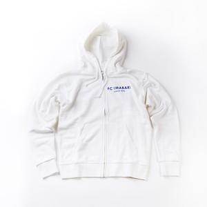 フルジップパーカー(2020/White)