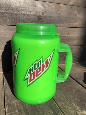 Mtn Dew Water Jug