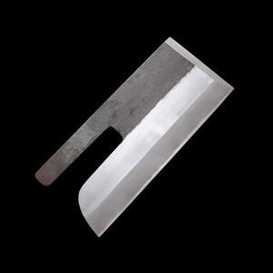 蕎麦切り包丁(白二鋼・300mm)