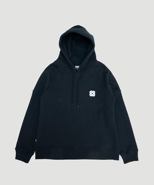 DUST Ring Hoodie Black Style2-TTP6-B