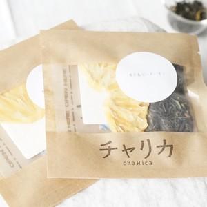 ドライフルーツブレンド茶 香片(ジャスミン茶)&ピーチパイン