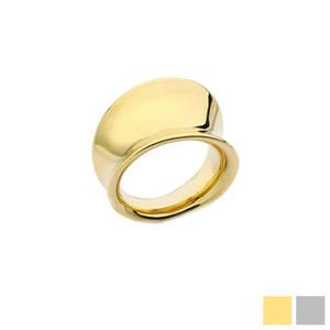 metal curve ring