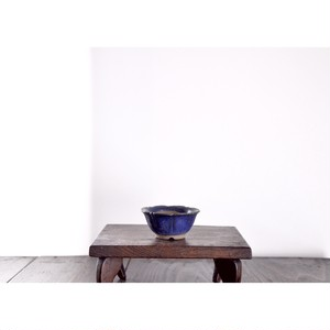 【豆植木鉢-花形-】豆鉢 盆栽 botanical ボタニカル vintage