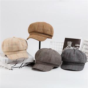 【小物】文芸スタイルスタイリッシュ気品ある帽子 24311600