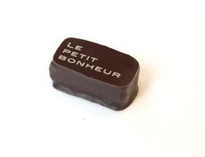 Praline feuilletine salé noir 塩プラリネ・ノワール(ブラックチョコレート)