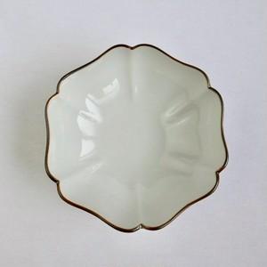 九谷の白 りんか 小皿 (03)