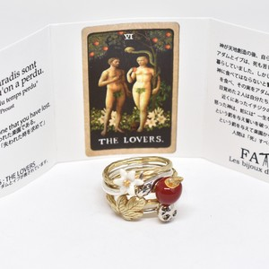 stack ring  The Lovers
