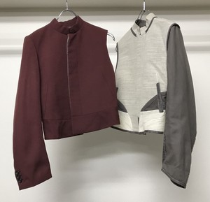 AW1998 COMME DES GARCONS 2in1 JACKET