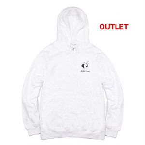 【アウトレット】BUTTER GOODS SWEET DREAMS HOOD, WHITE  サイズL