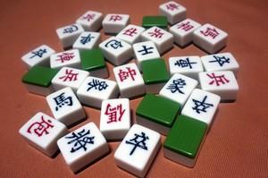 二色象棋32牌(台湾製)