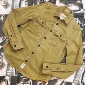 Abercrombie&Fitch MENS シャツ Mサイズ