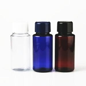 プラスチックボトル ブルー50ml