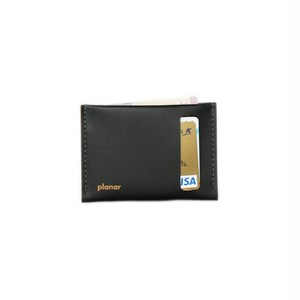 Wallet S -Black Plain-
