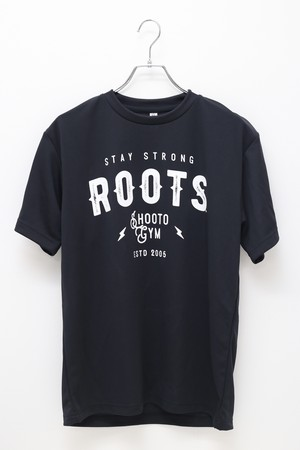 STAY STRONG DRY TEE(BLK)