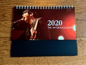 2020年度卓上カレンダー