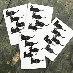 ポストカード《 猫 No.1 》