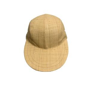 NOROLL / STRAW HONK CAP -NAT-