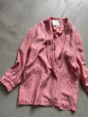 made in Germany vintage silk jacket