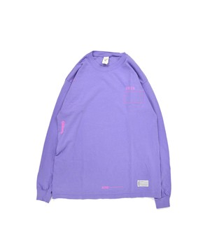 Seven Deadly GD L/S Tee / VIOLET