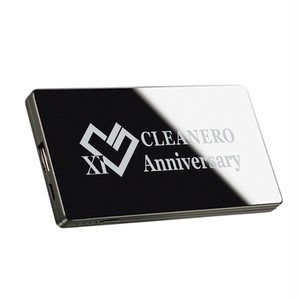 CLEANERO 11th Anniversary Mobile battery