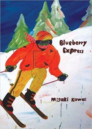【ZINE】Blueberry Express / Misaki Kawai