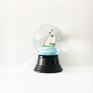 ヨット スノードーム PERZY社 M