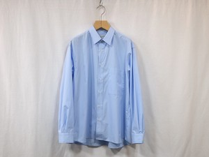 "UNIVERSAL PRODUCTS."" T.M. REGULAR COLLAR L/S SHIRT SAX"""