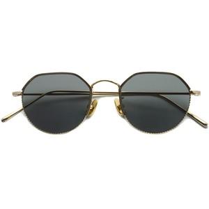A.D.S.R. / TIPSY01[b] ティプシー/ Gold - Black lenses ゴールド-ブラックレンズ サングラス
