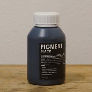 PIGMENT BLACK 100g(着色剤:黒 100g)