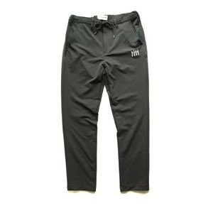 【WEBSTORE限定】NYLON STRETCH EASY PANTS BW-306 BLACK
