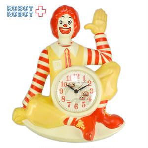 ロナルド マクドナルド クロック 壁掛け時計