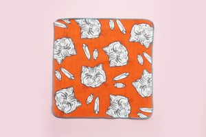 HAND TOWEL(Bob)ORANGE