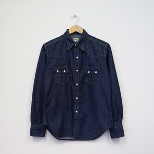 WESTERN SHIRT (DENIM O/W)