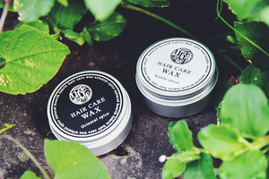 natural hearth fabric Hair Care Wax(整髪オイルバーム)