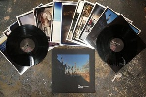 【予約】(2LP+11 Photo Card Box Set)The Cinematic Orchestra 「Ma Fleur」