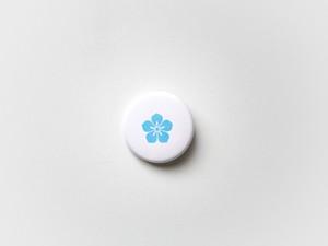 缶バッチ(桔梗紋)