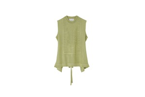 GROSSY SAILOR TANK - [LIME]