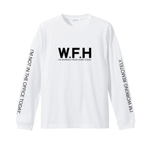 W.F.H LIMITED LONG SLEEVE TEE