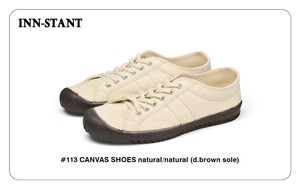INN-STANT CANVAS SHOES #113