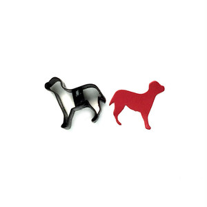 【抜き型】犬 / N022