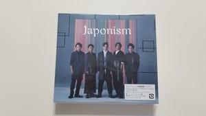 ARASHI Japonism 初回限定盤 【CD】