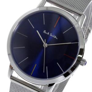 ポールスミス PAUL SMITH エムエー MA クオーツ メンズ 腕時計 P10058 ブルー ブルー