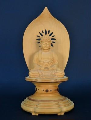 仏像 座釈迦 2寸